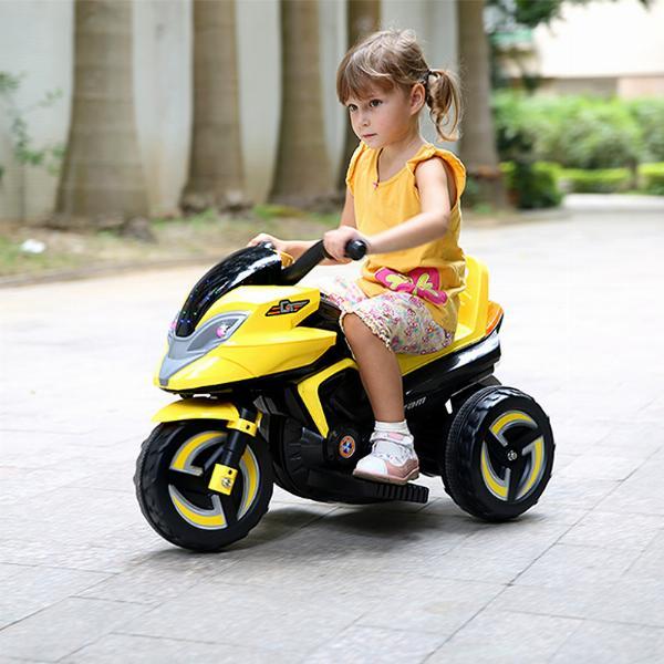 Электромотоцикл детский