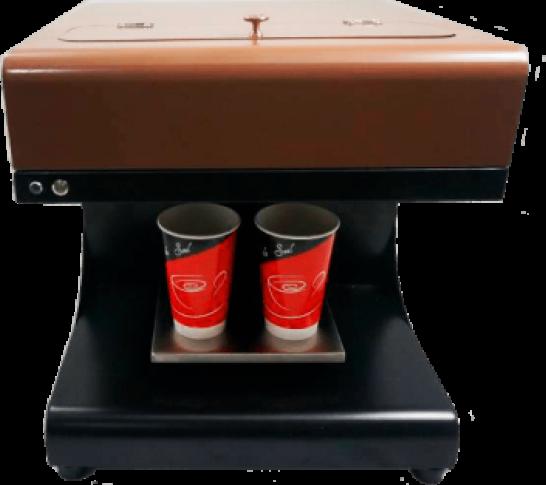 3D принтер для печати на кофе и кондитерских изделиях