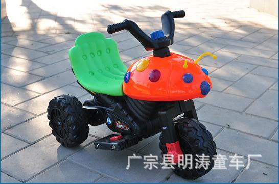 Электромотоцикл детский Жук
