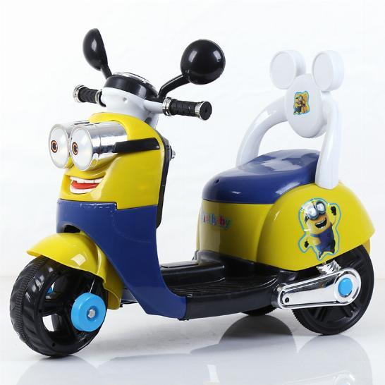 Электромотоцикл детский Миньон