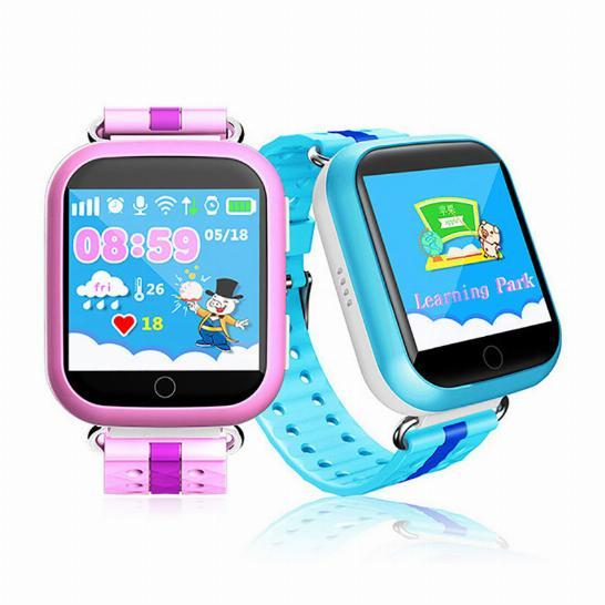 Детские GPS часы Q750