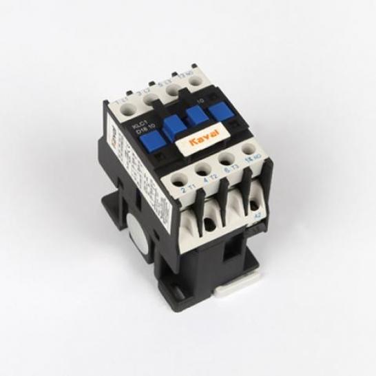 Контакторы серии LC1-D/ CJX2