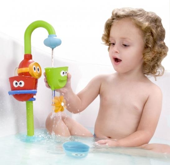 Игрушка для ванной Волшебный кран