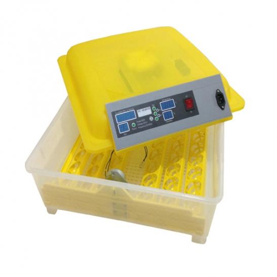 Инкубатор для яиц автоматический на 96 штук