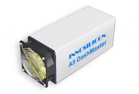 Innosilicon A5 Dominator 30.2 GH/s X11 (Dash Miner)